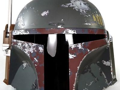 Обзор шлема Бобы Фетта из серии Star Wars Black Series