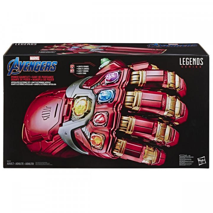 Avengers: Endgame Marvel Legends Power Gauntlet