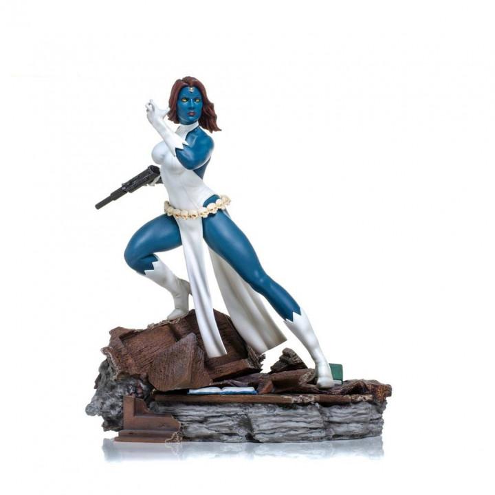 Marvel Comics Mystique 1/10 Art Scale Limited Edition Statue