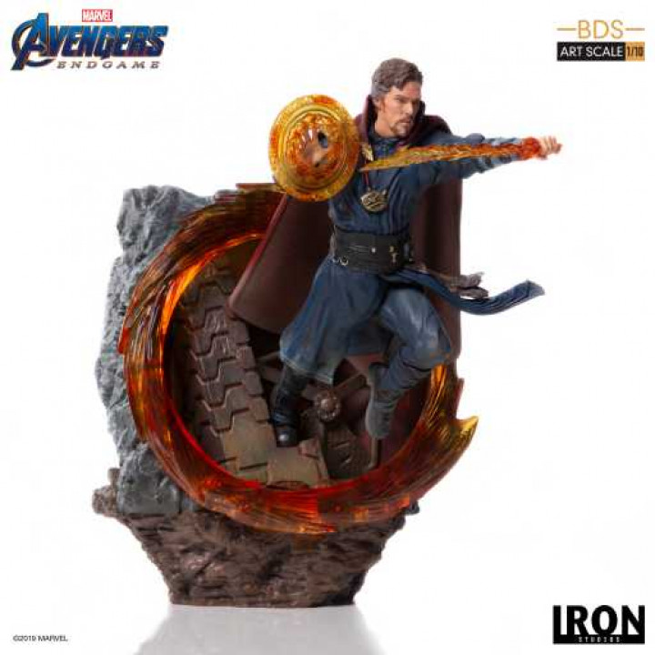 Avengers: Endgame Battle Diorama Series Doctor Strange 1/10 Art Scale Limited Edition Statue