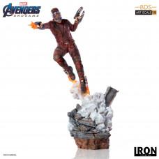 Avengers Endgame Cтатуя Звездного Лорда Питера Квила