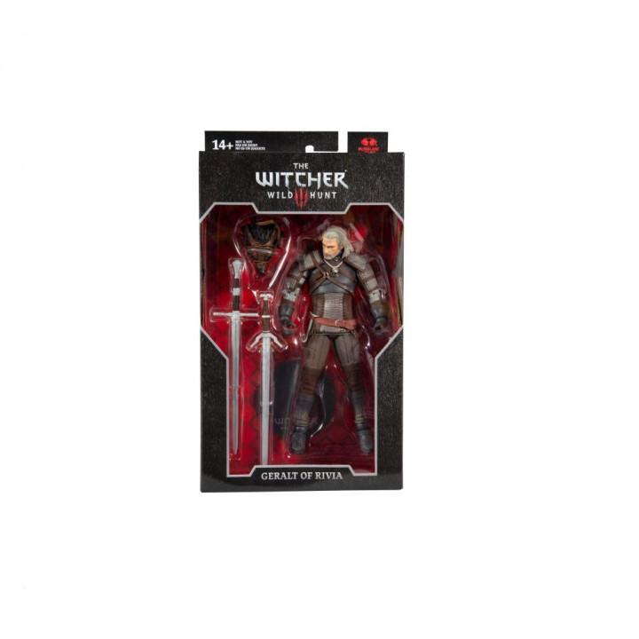 Фигурка Geralt McFarlane Toys The Witcher Figure