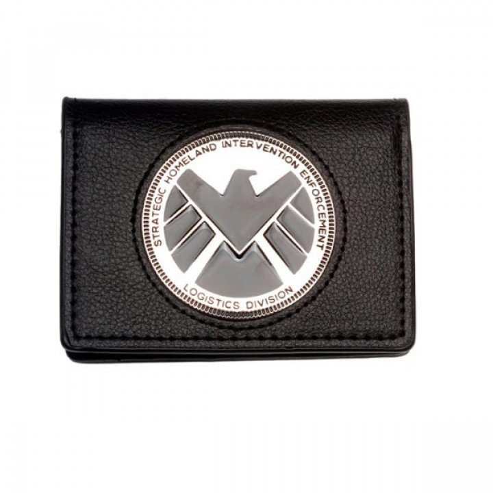 Wallet Agents of SHIELD