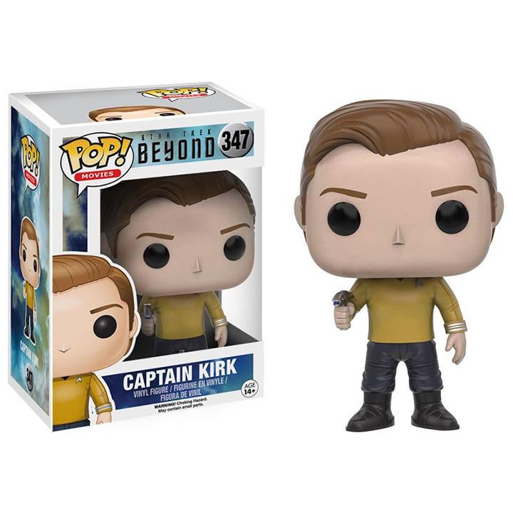Pop! Movies: Фигурка капитана Кирка из фильма Star Trek: Beyond  (347)