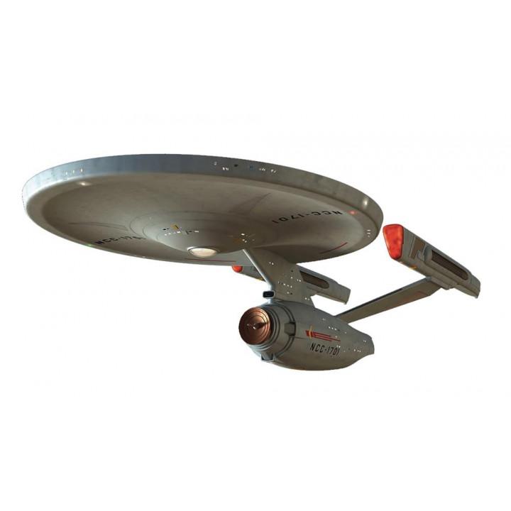 Star Trek Starships Collection Bonus #5 Phase II Enterprise