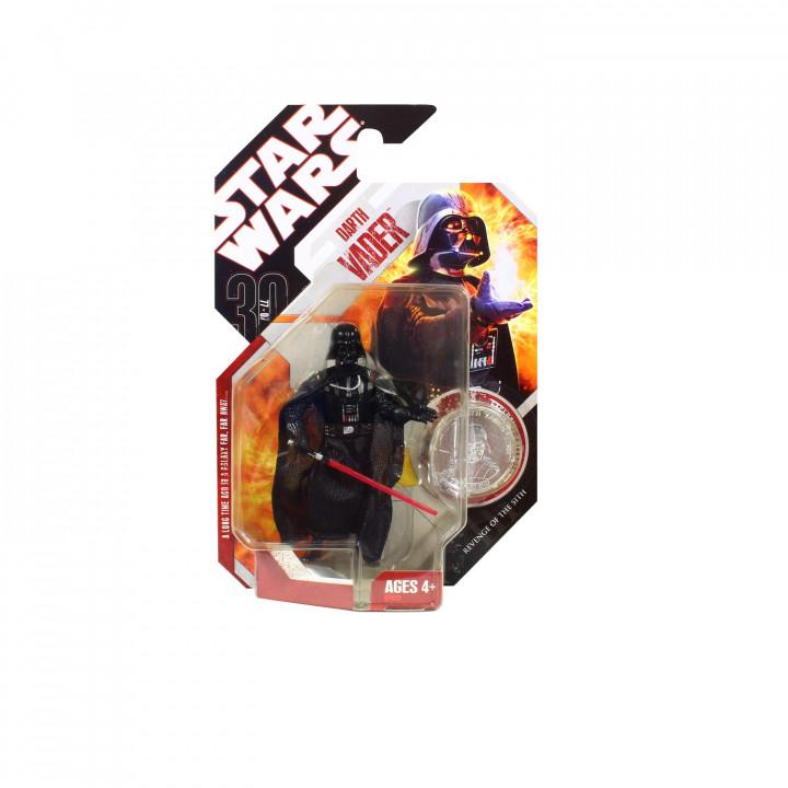 Star Wars 30th Anniversary Saga Legends Darth Vader