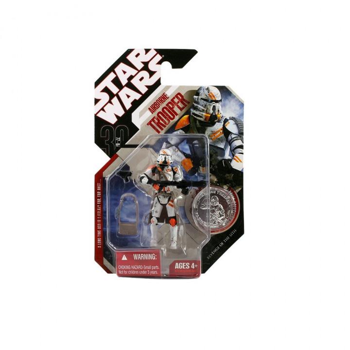 Star Wars 30th Anniversary Saga Legends Airborne Trooper