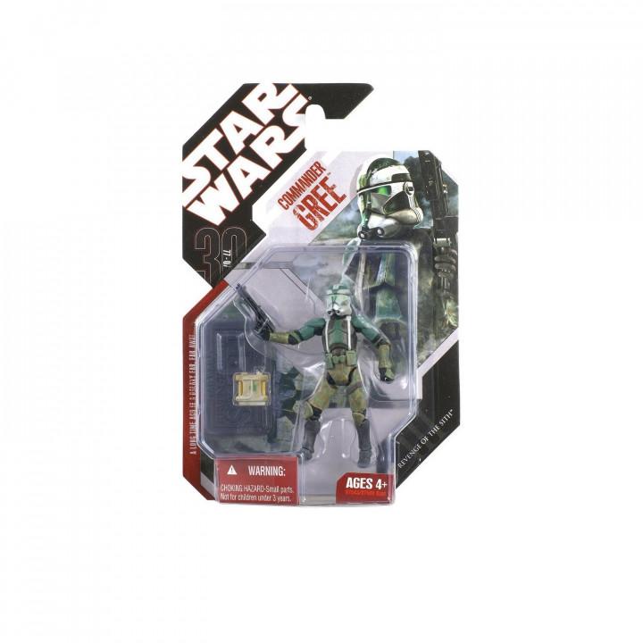 Star Wars 30th Anniversary Saga Legends Commander Gree