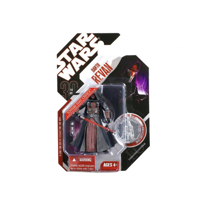 Star Wars 30th Anniversary Saga Legends Darth Revan