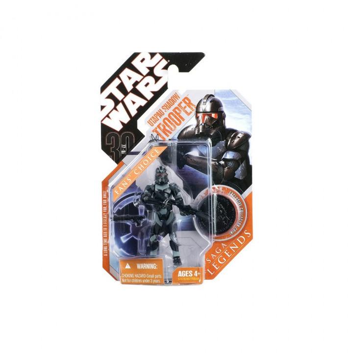 Star Wars 30th Anniversary Saga Legends Utapau Shadow Trooper