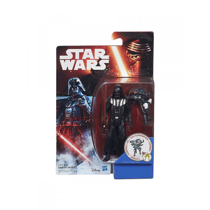 Star Wars: The Force Awakens Basic Figure Darth Vader