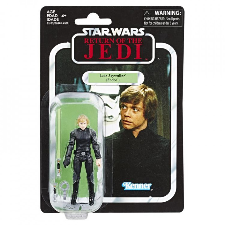Star Wars The Vintage Collection Luke Skywalker (Return of the Jedi)