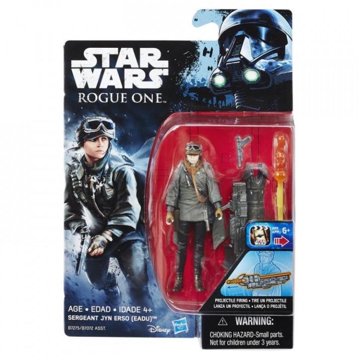 Star Wars Rogue One Sergeant Jyn Erso (EADU)