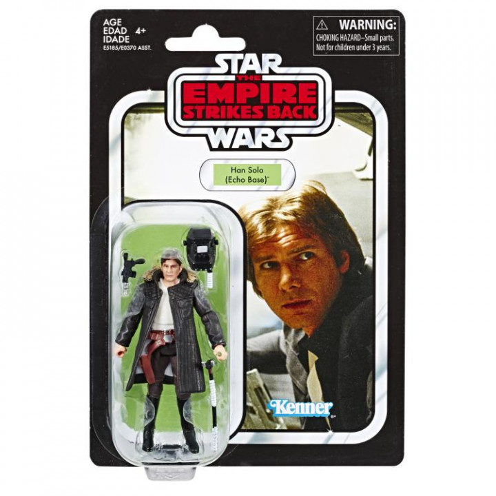 Star Wars The Vintage Collection  Han Solo (Empire Strikes Back)