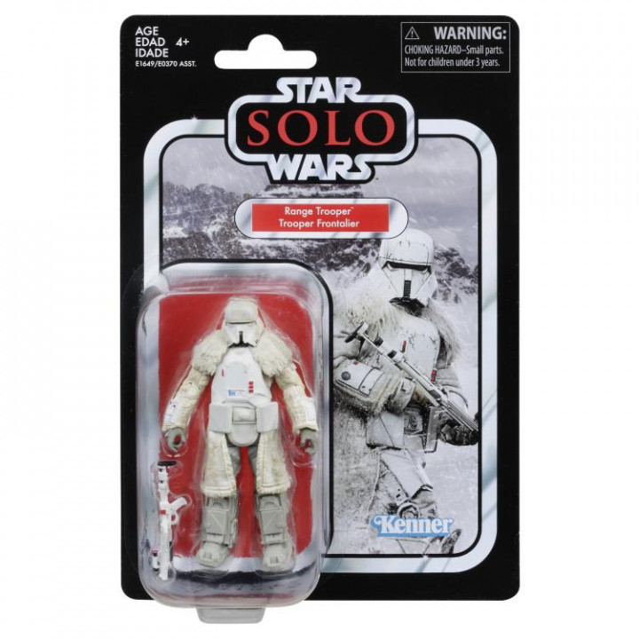 Star Wars The Vintage Collection  Range Trooper