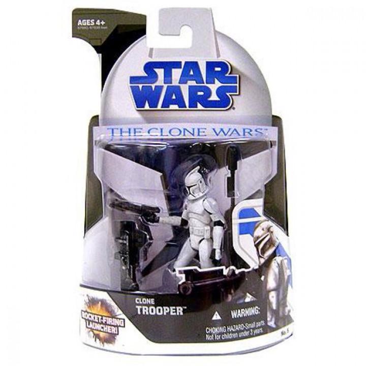Star Wars Фигурка Клон первой Фазы с ракетометом