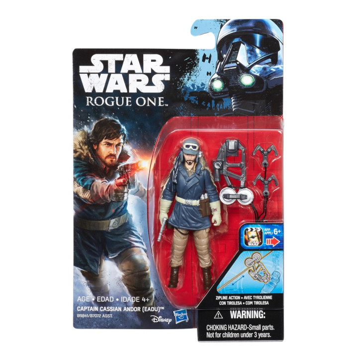 Star Wars Rogue One Captain Cassian Andor (Eadu)