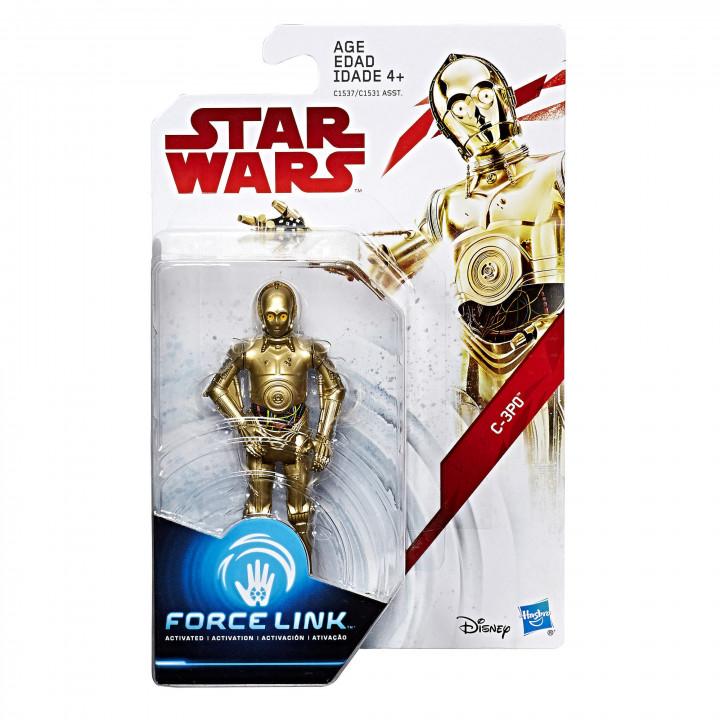Star Wars: Basic Figure C-3P0