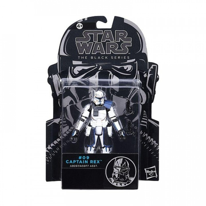Star Wars The Black Series Captain Rex