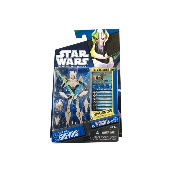 Star Wars Фигурка Генерала Гривуса с повреждениями