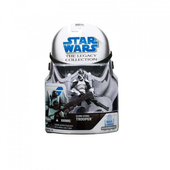 Star Wars Clone Scuba Trooper