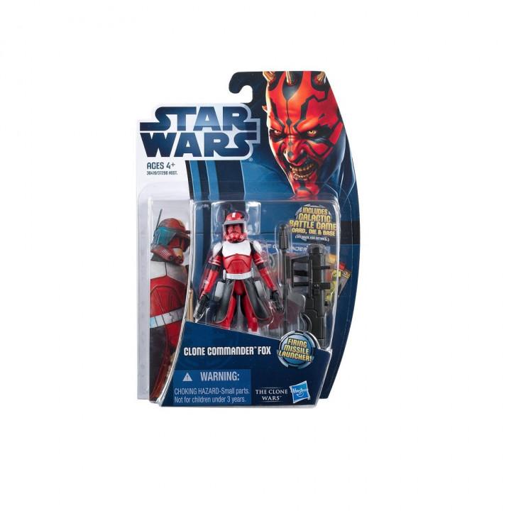 Star Wars Clone Clone Commander Fox