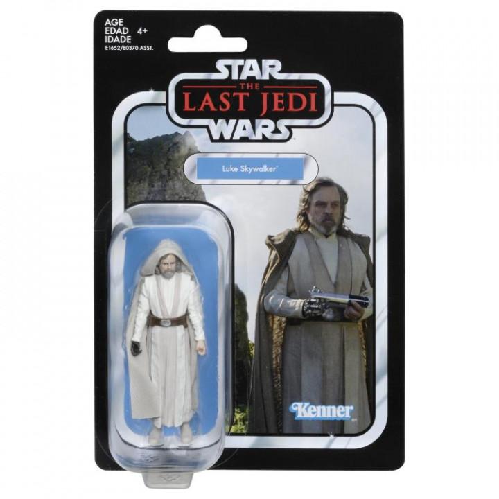 Star Wars The Vintage Collection Luke Skywalker Jedi Master (The Last Jedi)