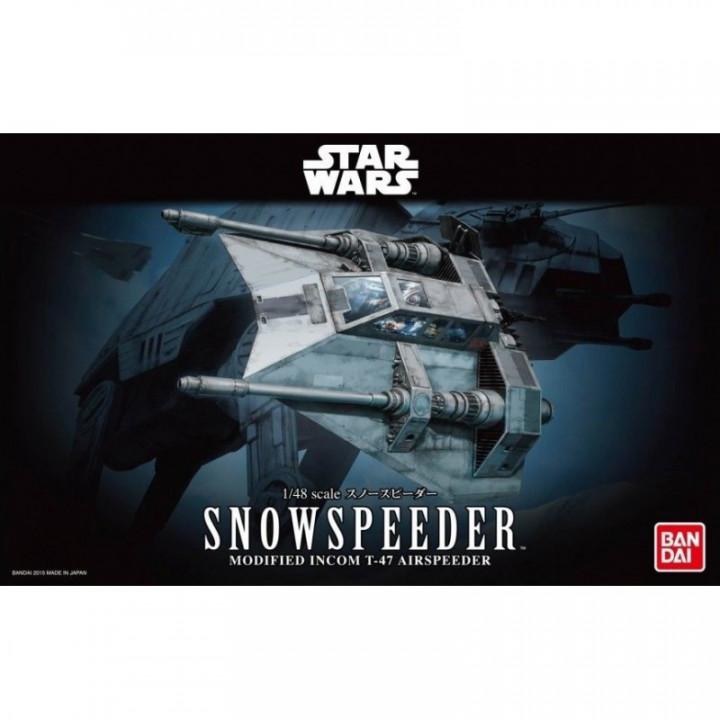 Модель Снежного спидера из фильма Империя наносит ответный удар