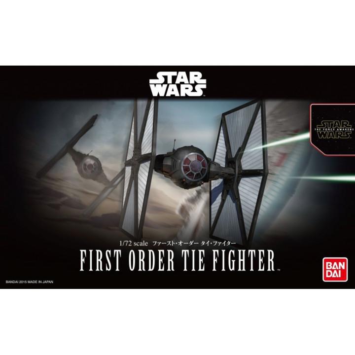 Сборная модель истребителя TIE Fighter Первого ордена