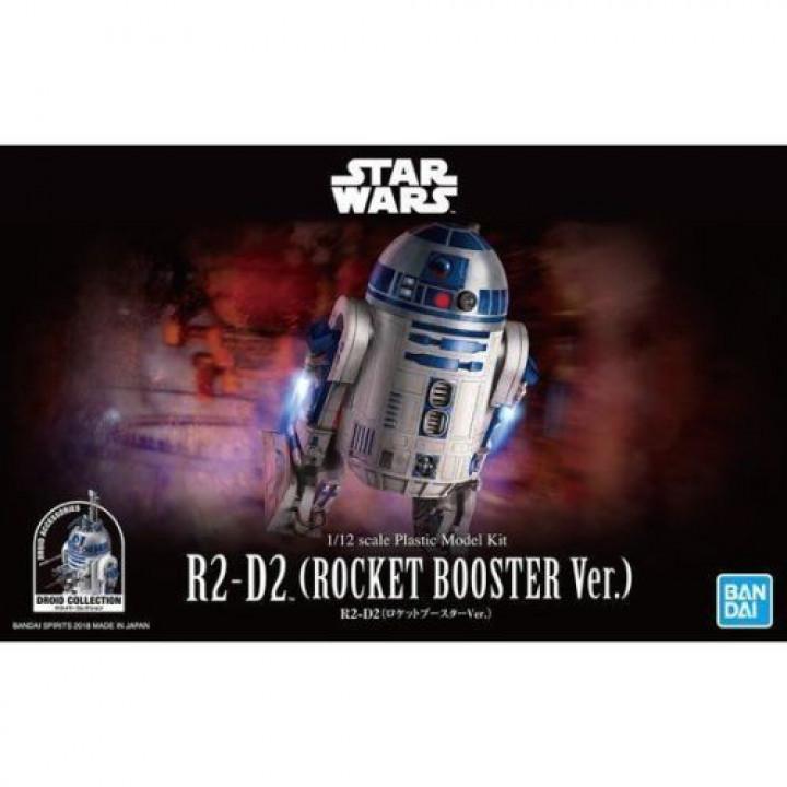 Star Wars 1/12 R2-D2 (Rocket Booster Ver.)