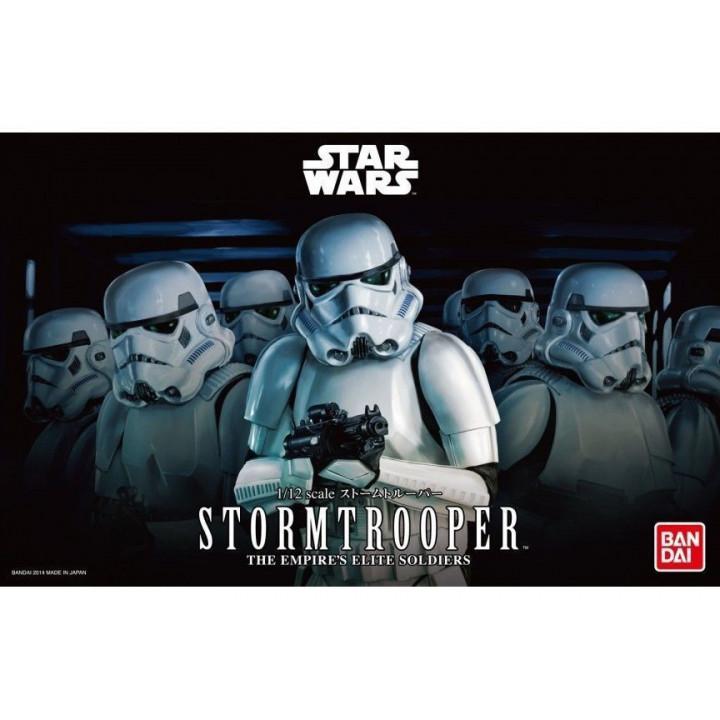 Bandai 1/12 Star Wars Stormtrooper
