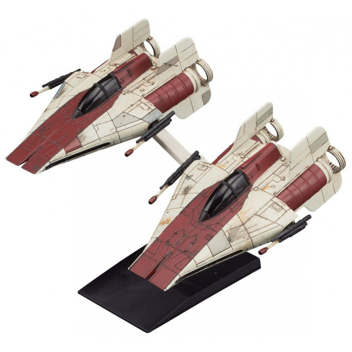 Star Wars Vehicle Model A-Wing Starfighter