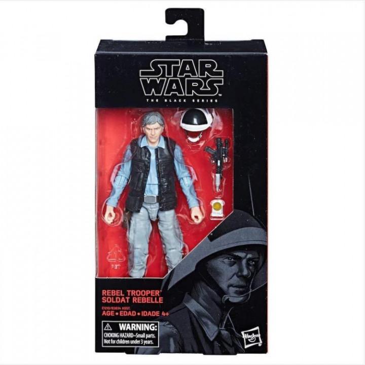 Star Wars The Black Series  Rebel Fleet Trooper