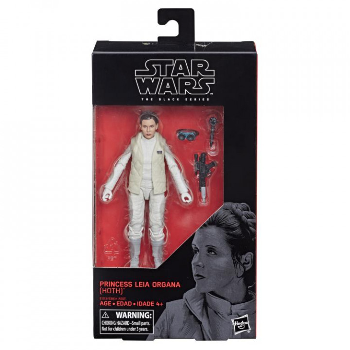 Star Wars Black Series Princess Leia Organa (Hoth)