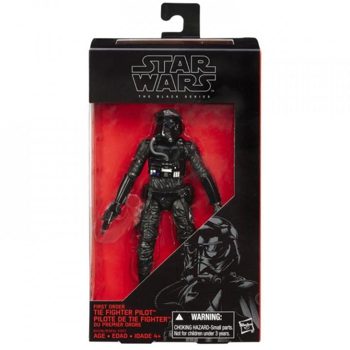 Фигурка пилота Первого порядка Star Wars Black Series