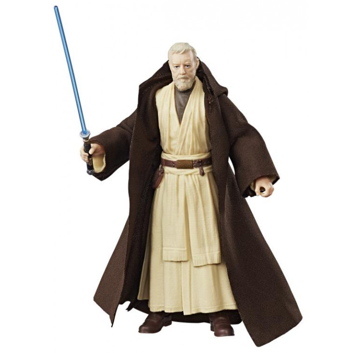 Фигурка Оби-Вана Кеноби из фильма Новая надежда Star Wars Black Series