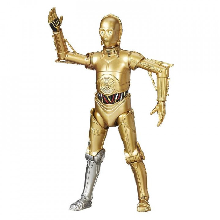 Star Wars Black Series C-3PO (Silver Leg Exclusive)