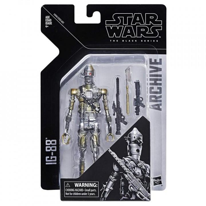 Фигурка  дроида охотника за головами IG-88