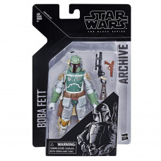 Star Wars Black Series Archive Collection Boba Fett (Empire Strikes Back)