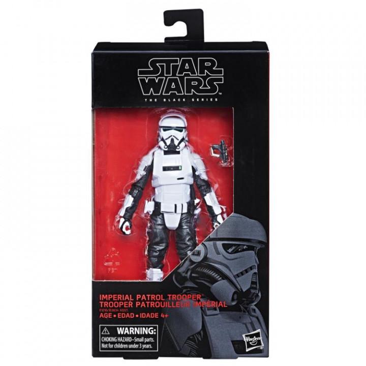 Фигурка Штурмовика патрульного (Solo: A Star Wars Story)