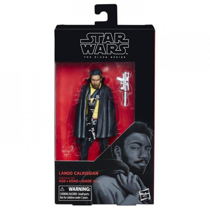 Star Wars Black Series Lando Calrissian (Solo: A Star Wars Story)