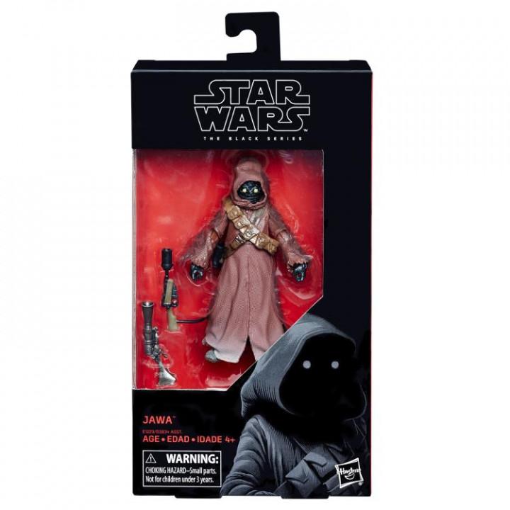 Star Wars Black Series Jawa (A New Hope)