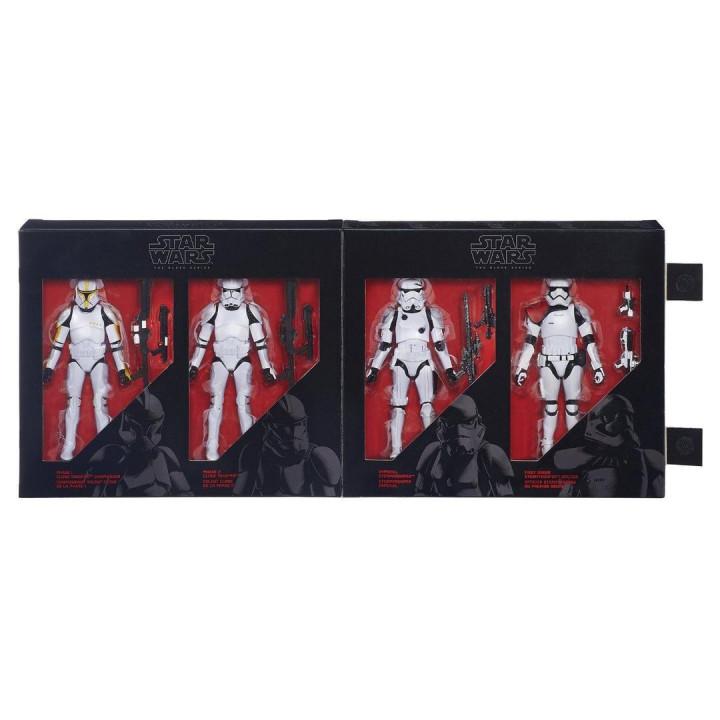 Star Wars Набор фигурок Республиканские Клоны и Имперские Штурмовики
