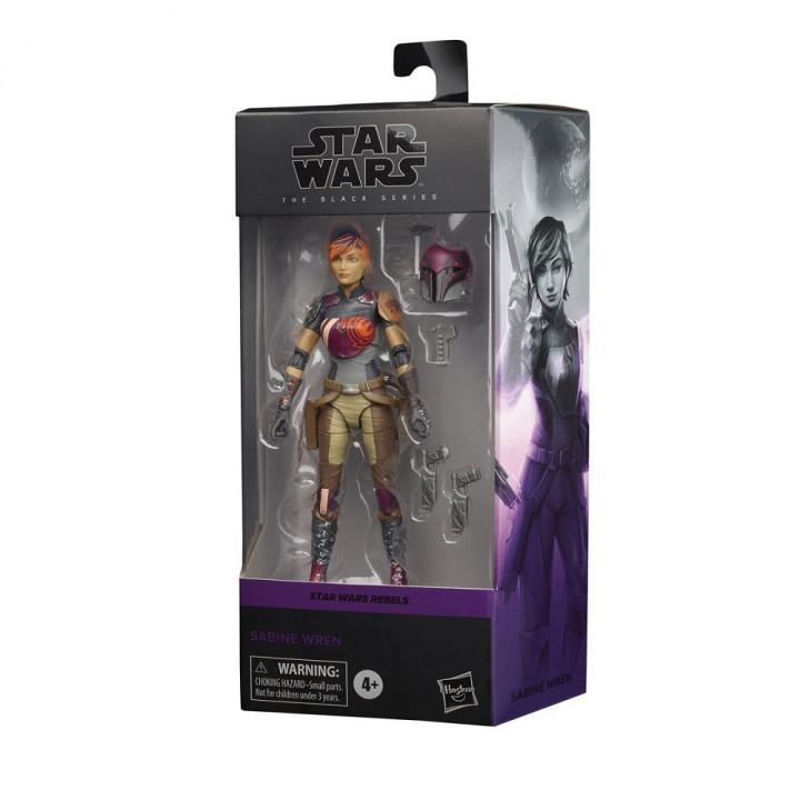 Star Wars Black Series Sabine Wren (New Box)