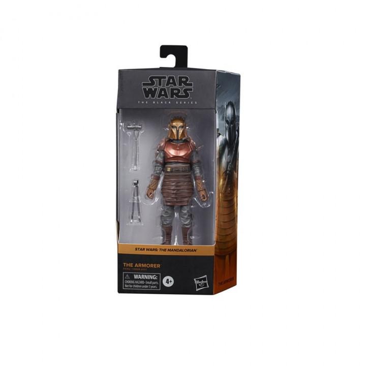 Star Wars Mandalorian Фигурка Мандалорeц оружейник