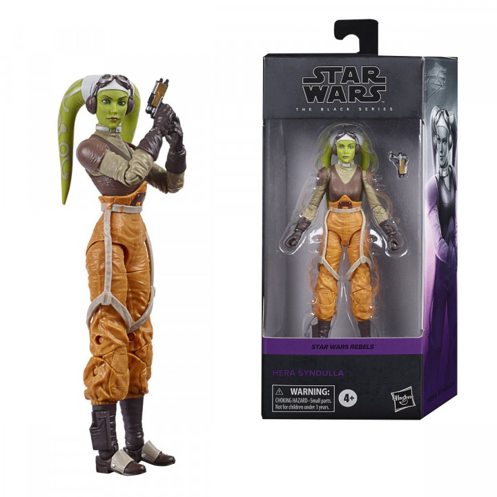 Star Wars Black Series  Hera Syndulla (New Box)