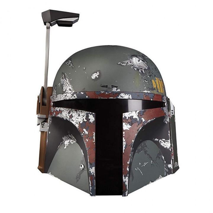 Star Wars Black Series Шлем охотника за головами Бобы Фетта