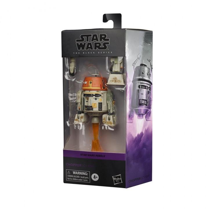 Star Wars Black Series  Chopper (New Box)