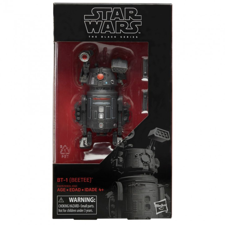 Star Wars Black Series BT-1 (BEETEE)