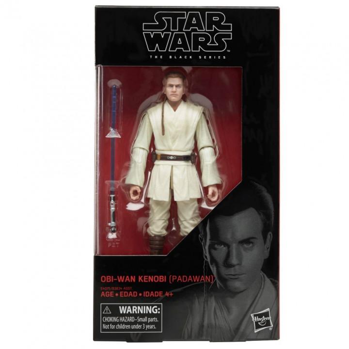 Star Wars Black Series Obi-Wan Kenobi (Padawan)